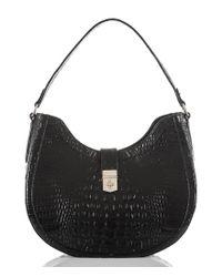Brahmin | Black Melbourne Collection Bethany Hobo Bag | Lyst