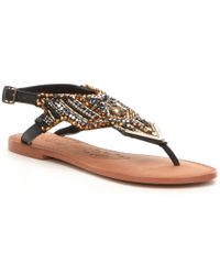 Naughty Monkey | Multicolor Pop Life Sandals | Lyst