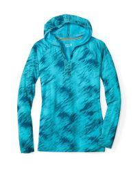 Smartwool | Blue 150 Abstract Pullover Hoodie | Lyst