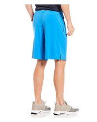 Nike - Blue Dry Linear Logo Shorts for Men - Lyst