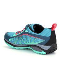 Merrell - Blue Siren Edge Hiking Shoes for Men - Lyst