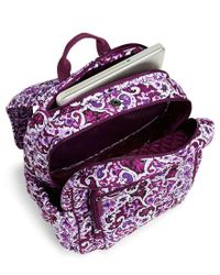 Vera Bradley - Multicolor Campus Laptop Backpack - Lyst