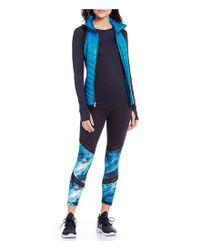 Nanette Lepore - Blue Play Active Vest - Lyst