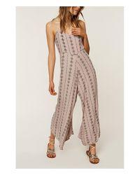 O'neill Sportswear - Multicolor Juls Printed Jumpsuit - Lyst