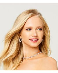 Givenchy - Metallic Faux-crystal Choker Necklace - Lyst
