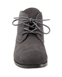 Softwalk® - Gray Ramsey Suede Chukka Boots - Lyst