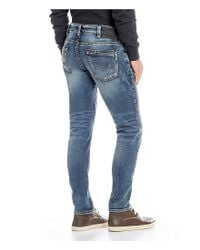 Silver Jeans Co. - Blue Taavi Slim Fit Jeans for Men - Lyst