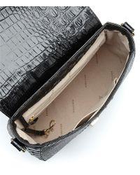 Brahmin - Brown Melbourne Collection Sonny Saddle Bag - Lyst