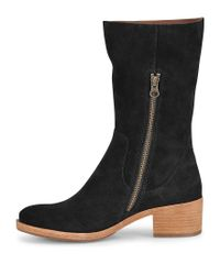 Kork-Ease - Multicolor Mercia Suede Mid Boots - Lyst