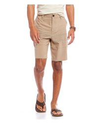 O'neill Sportswear - Natural Mixed Hybrid Walk Shorts for Men - Lyst