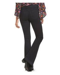 Jessica Simpson - Black Adored High-rise Flare-leg Jeans - Lyst