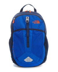 Lyst - The North Face Recon Squash Backpack in Blue for Men e3d4a397e3a96