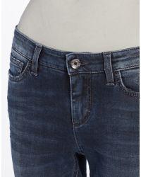 Dolce & Gabbana - Blue Pretty Fit Jeans In Stretch Denim - Lyst