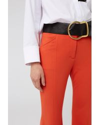 Dorothee Schumacher - Red Effortless Chic Pants - Lyst