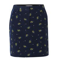 Dorothee Schumacher | Blue Cosmic Fantasy Skirt | Lyst