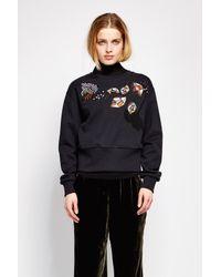 Dorothee Schumacher - Black Sporty Attitude Sweater 1/1 - Lyst