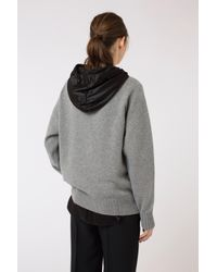 Dorothee Schumacher - Gray Pullover O-neck 1/1 - Lyst
