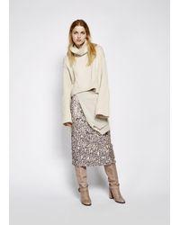 Dorothee Schumacher - White Check The Sparkle Skirt - Lyst