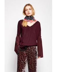 Dorothee Schumacher - Purple Layer Love Pullover 1/1 - Lyst