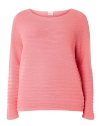 Dorothy Perkins - Juna Rose Pink Pullover Knitted Jumper - Lyst