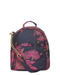 8495709ea1 Lyst - Dorothy Perkins Black Jacquard Mini Cross Body Bag in Black