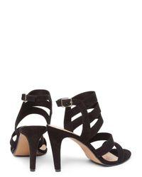 Dorothy Perkins - Black Lily & Franc Jaz Strap Heeled Sandals - Lyst
