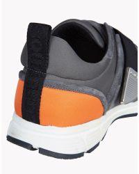 DSquared² - Gray Marte Run Sneakers for Men - Lyst