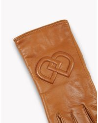 DSquared² - Brown Glove - Lyst