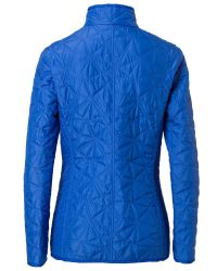Basler | Blue Reversible Quilted Jacket | Lyst