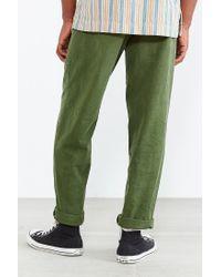 Urban Renewal - Green Vintage Swedish Military Pant for Men - Lyst