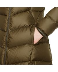 Pink Pony - Green Hooded Down Parka - Lyst