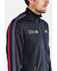 Asics - Black Mexico 66 Track Jacket for Men - Lyst