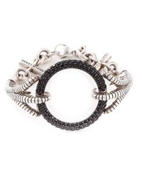 Shaun Leane - Metallic 'Eagle Claw' Bracelet - Lyst