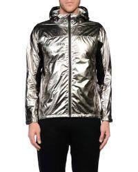 Haus By Golden Goose Deluxe Brand - Metallic Jacket for Men - Lyst