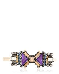 Nocturne | Multicolor Hans Purple Earrings | Lyst
