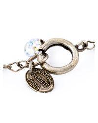 Servane Gaxotte - Metallic Rabbit Pendant Necklace - Lyst