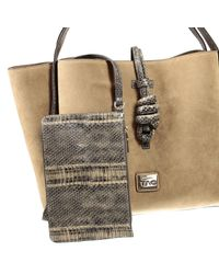 Pinko | Natural Handbag | Lyst