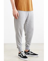 BDG | Gray Knit Jogger Pant for Men | Lyst