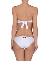 Moschino - White Bikini - Lyst