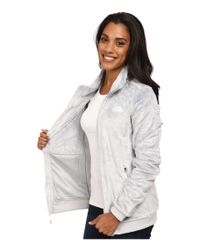 The North Face | Gray Mod-osito Jacket | Lyst