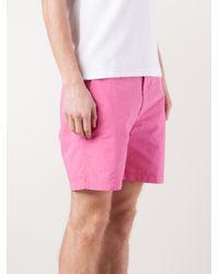 Orlebar Brown - Pink Bulldog Short for Men - Lyst