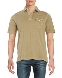 Tommy Bahama - Brown Cotton Polo for Men - Lyst