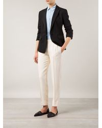 Band of Outsiders - Black Single Button Blazer - Lyst
