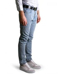 AMI   Blue Jeans for Men   Lyst