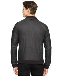 Calvin Klein - Blue Baseball Jacket for Men - Lyst