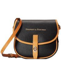 Dooney & Bourke | Black Claremont Field Bag | Lyst
