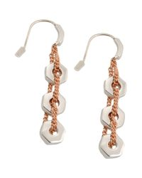 Marc By Marc Jacobs - Metallic Earrings - Lyst