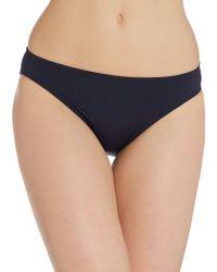 Michael Kors | Blue Classic Bikini Bottom | Lyst