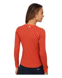 Billabong | Red Don't You Know Long Sleeve Thermal | Lyst