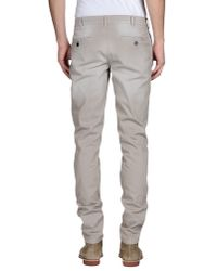 Takeshy Kurosawa - Gray Casual Trouser for Men - Lyst